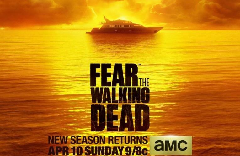 Fear the walking dead gets a third season the gazette review