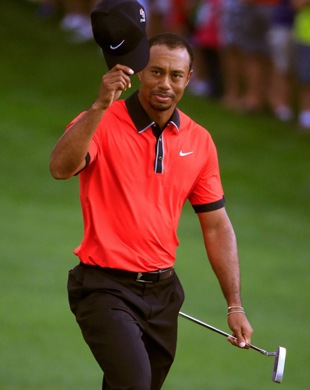 What Happened To Tiger Woods