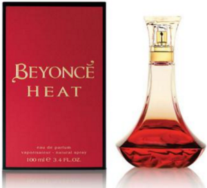The first fragrance released by the pop superstar