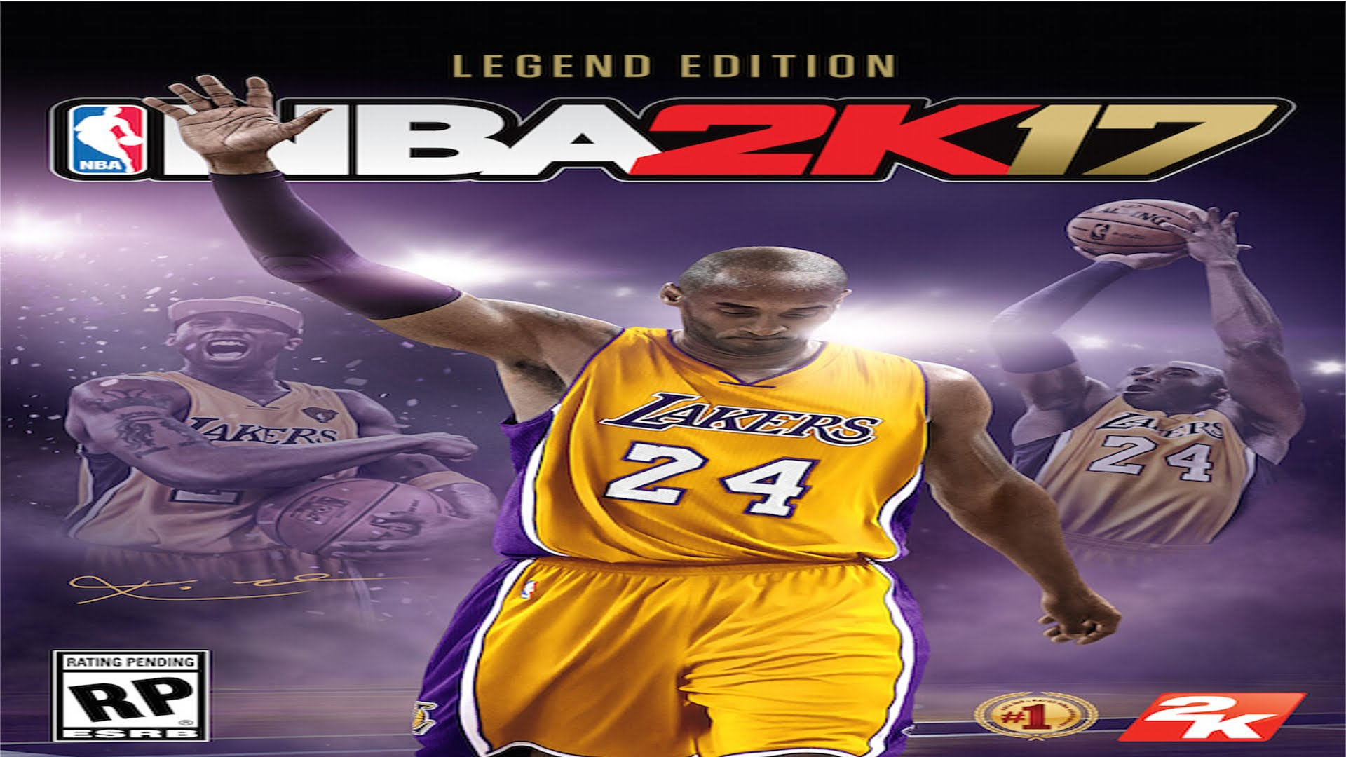 Nba 2k17 Wallpapers: Kobe Bryant Will Be On The NBA 2K17 Legend Edition Cover