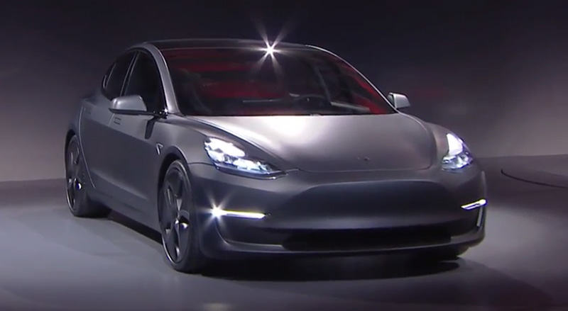 Is Tesla Motors Inc Nasdaq Tsla Already Thinking About A Model 4