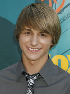 Lucas Cruikshank on the red carpet back in 2009, when he was becoming a celebrity outside of YouTube