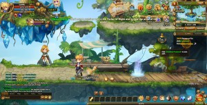 games-like-elsword-lunaria-story