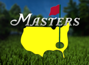 The Masters take place in Augusta next week