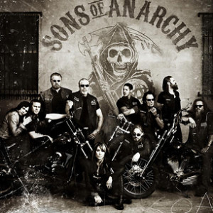Sons of Anarchy deals with some real issues between characters while exploring the underworld of a motorcycle club