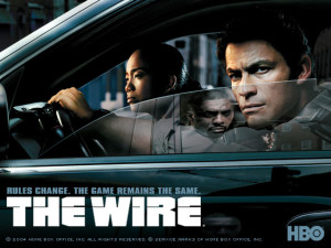 The Wire portrays Baltimore in the late 1990s and early 2000s and all the issues that were plaguing the city, some of which still are to this day