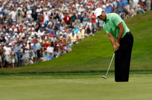 We hope to see Tiger on the course again soon