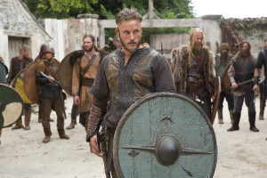 Vikings is a very entertaining series, but does not have the gritty reality that the other shows have