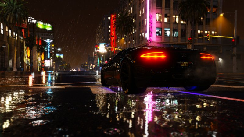 Download Wallpapers Gta5 Night Grand Theft Auto V 4k: Things Gamers Would Like To See