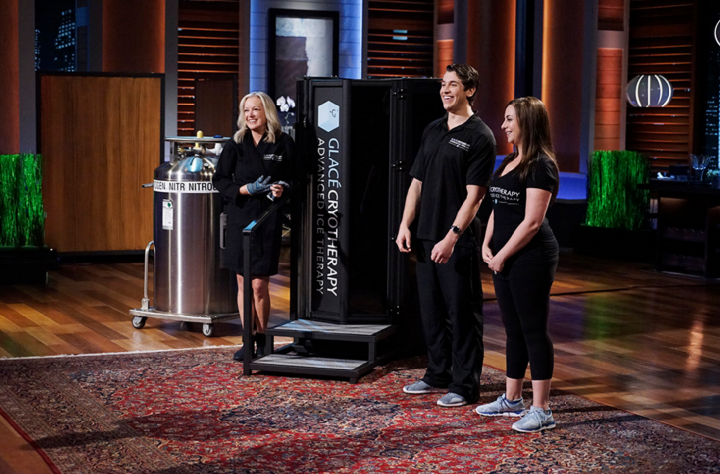 Glacé Cryotherapy Update - What Happened After Shark Tank