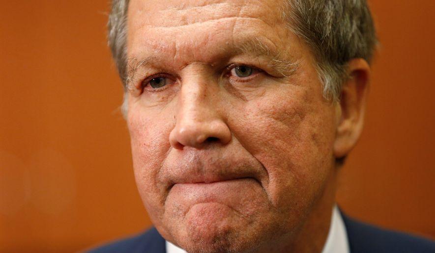 John Kasich Leaves The Presidential Race - The Gazette Review