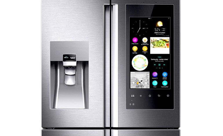 Samsung Family Hub Review >> Samsung S 5 800 Smart Fridge What Does It Bring Gazette Review