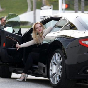 britney spears cars