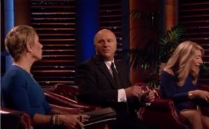 Controlled Chaos on Shark Tank