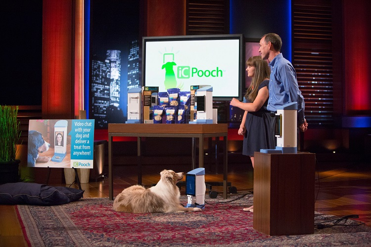iCPooch on Shark Tank