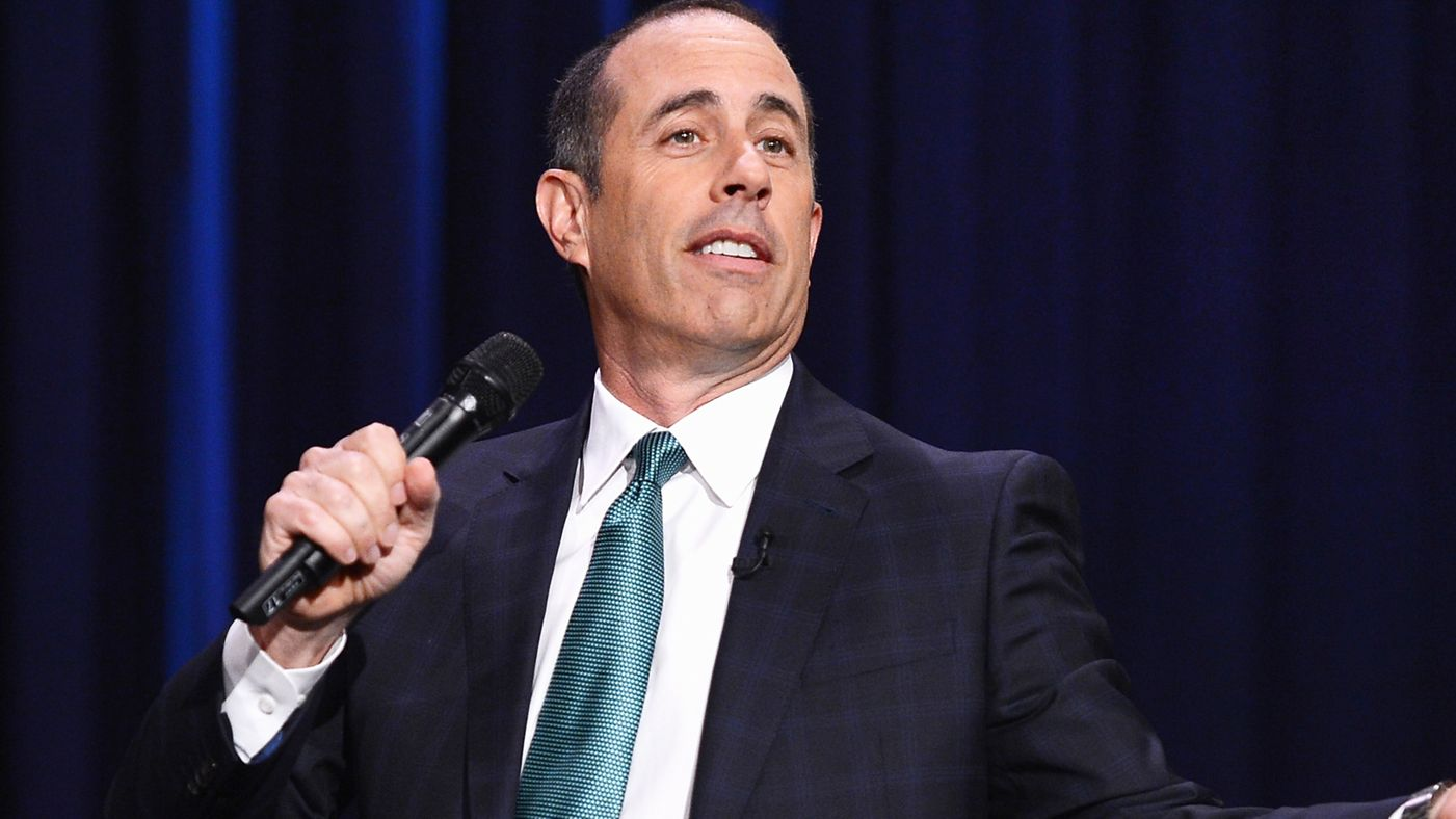 richest actor in hollywood - Jerry Seinfeld