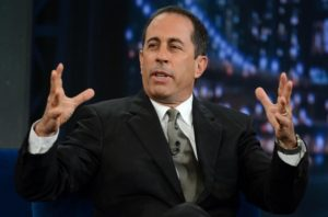in the 80s before the days of his hit tv show jerry seinfeld dated and was engaged to fellow comedian carol leifer while the show seinfeld was on the