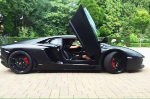 Liam's luxurious car, Source: Gadget Review