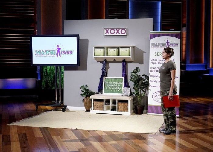 Major Mom on Shark Tank
