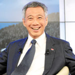 The Outlook for East Asia: Lee Hsien-Loong smiles
