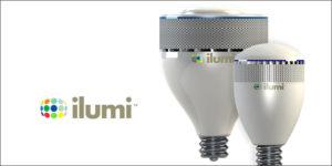 "The iLumi lightbulb, or ""smartbulb"""