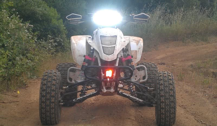 Best led light bars for atv gazette review few mozeypictures Image collections