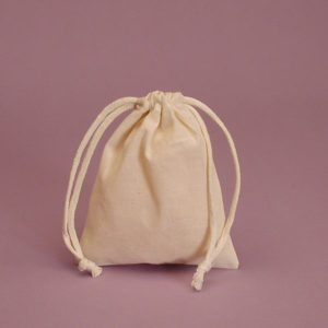 Bag for oatmeal bath