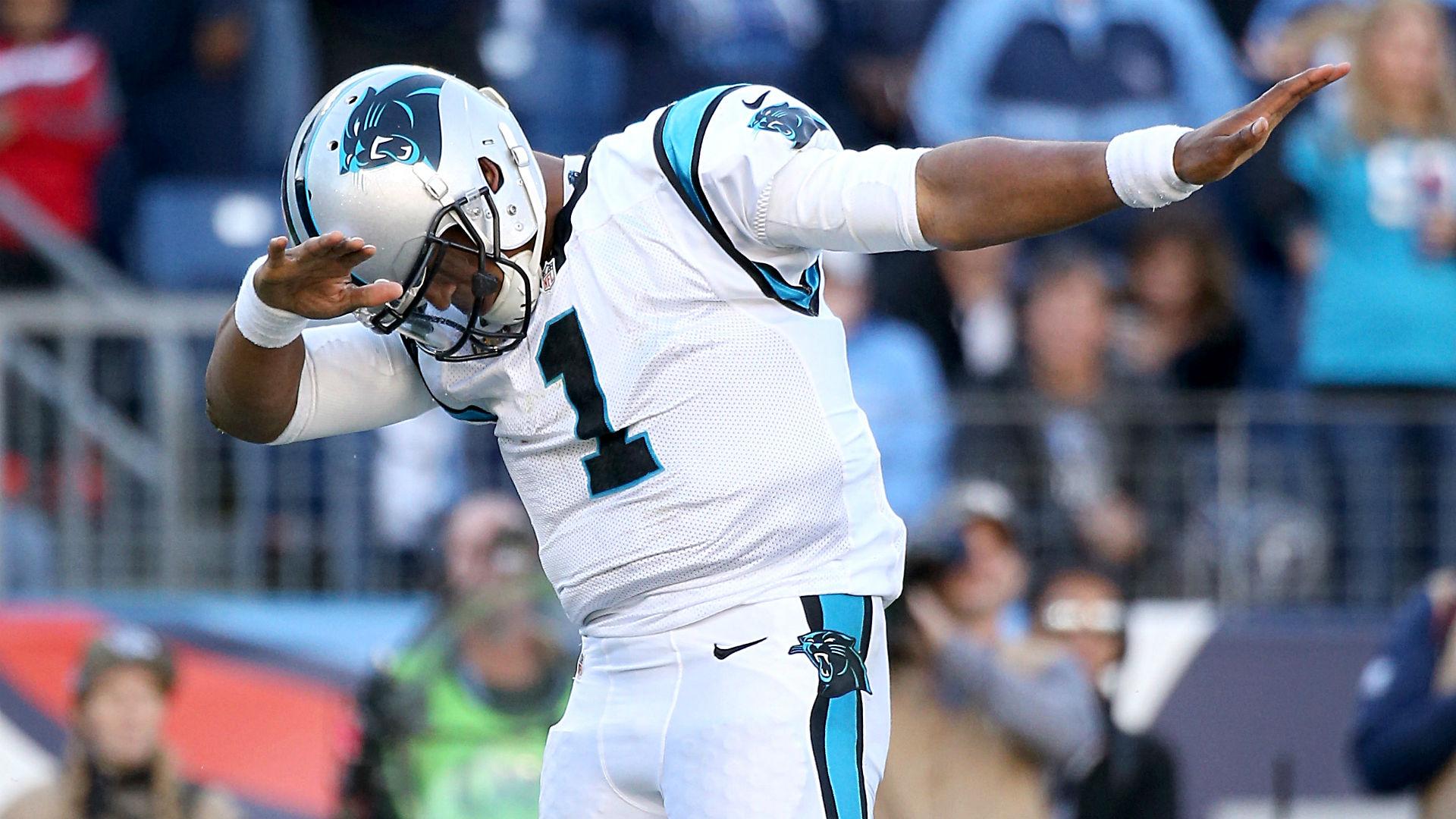 Cam Newton American Football