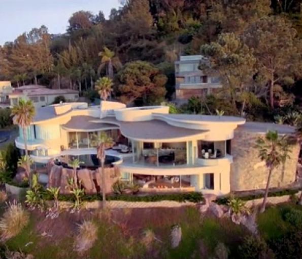 Dan Bilzerian House
