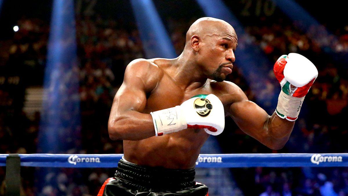 Floyd Mayweather Jr Boxing