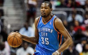 Kevin Durant, net worth, basketball, richest Olympic athletes