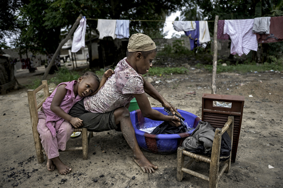 Liberia Poverty