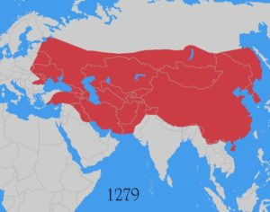 Mongolian empre