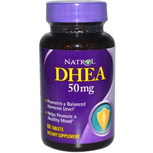 Dehydroepiandrosterone (DHEA) and Testosterone ...