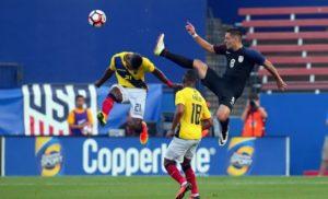USA - Ecuador