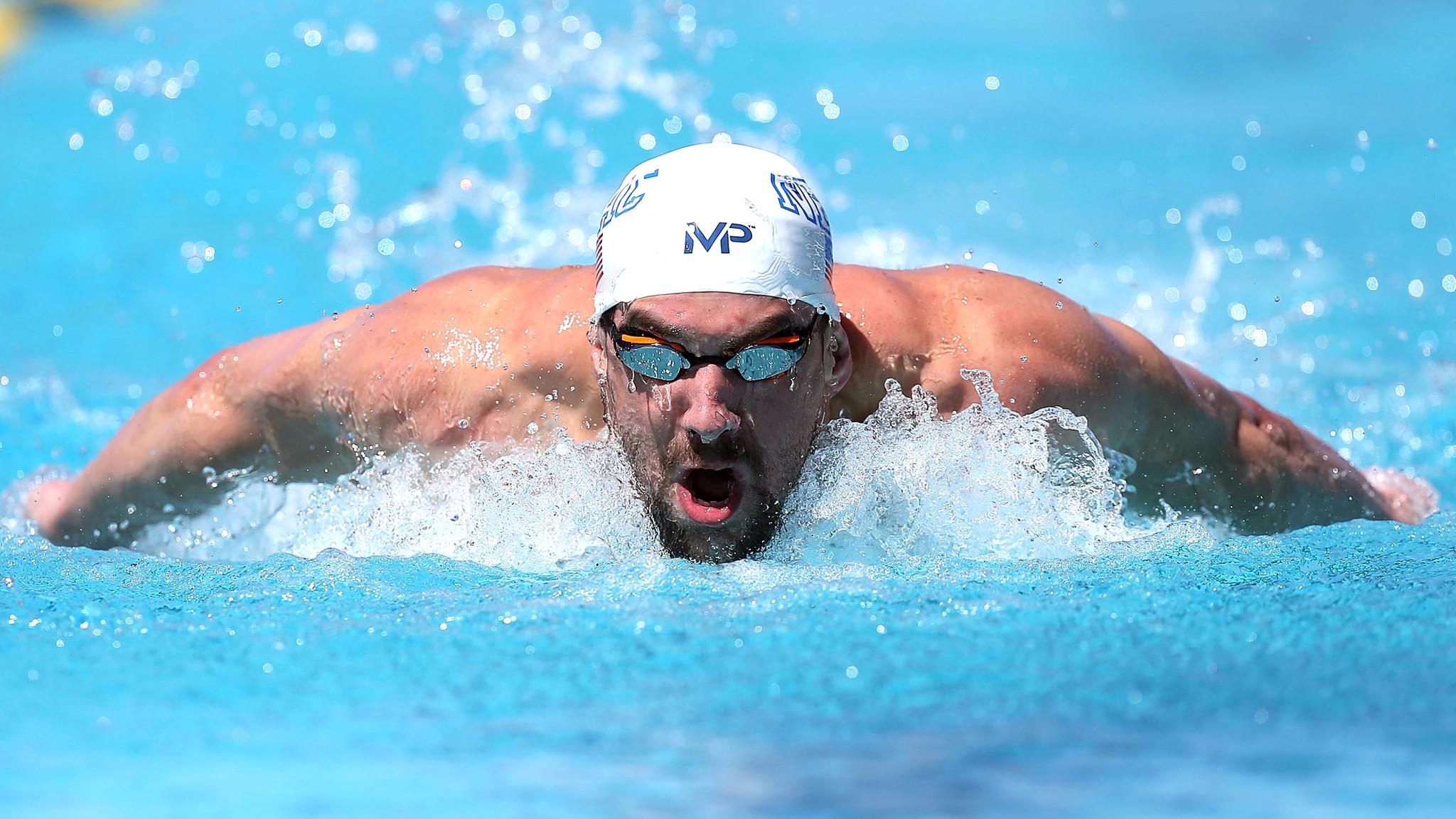 phelps schwimmer