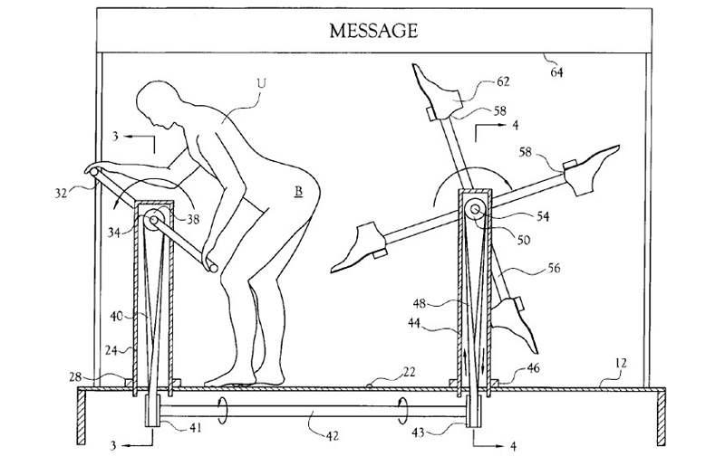 BrilliantlyRidiculousInvention  Ridiculous Patents