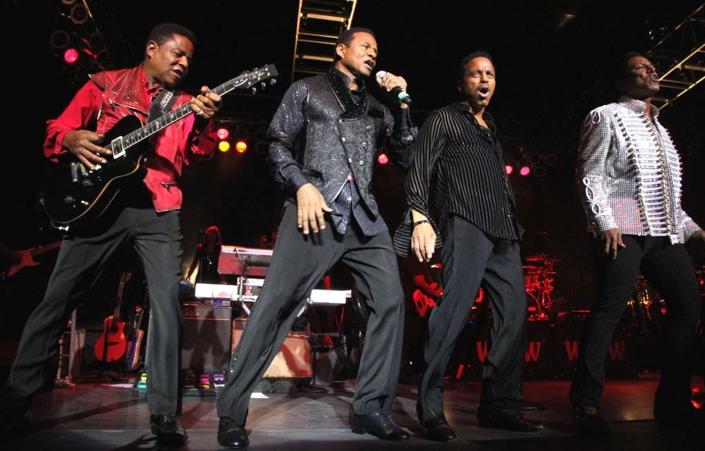 The Jacksons on Unity Tour