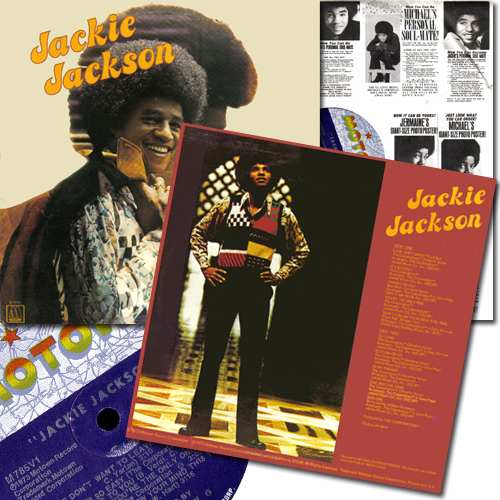 Jackie Jackson solo album