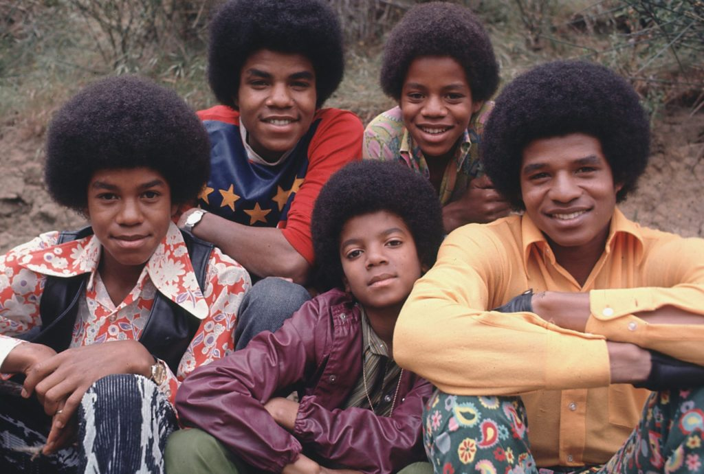 Jackson Five in the 70's