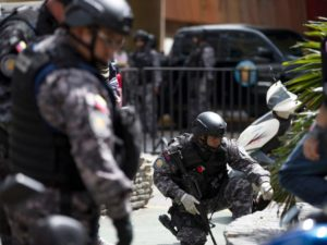 Bomb squads and riot police have become too common a sight in Maturin.