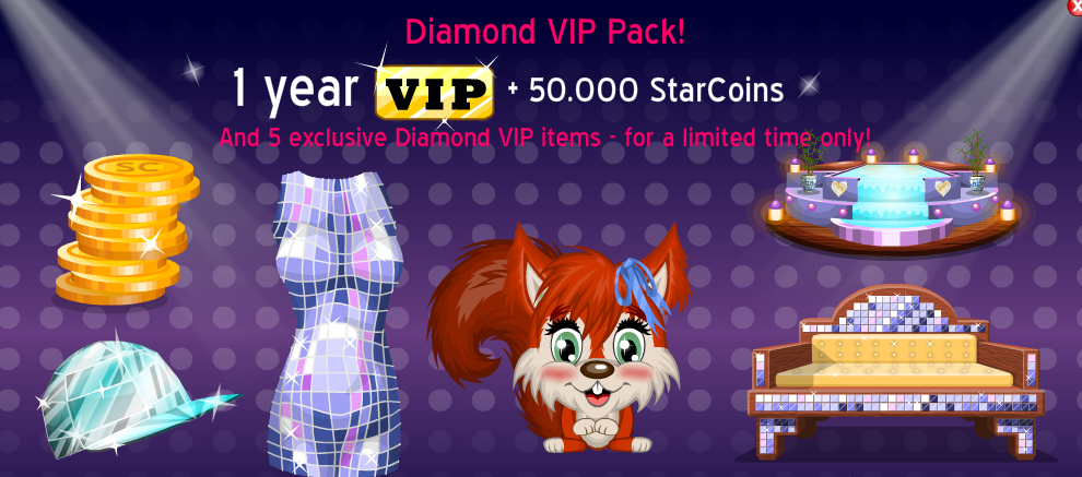 moviestarplanet free vip