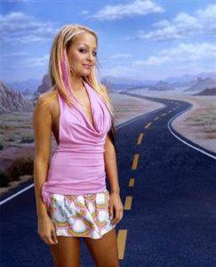 The second season of The Simple Life followed Nicole Richie and Paris ...  Nicole Richie