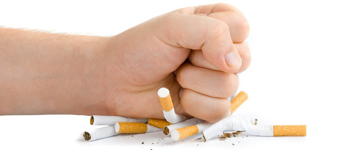 Image result for you have to be tough to quit smoking cigarettes