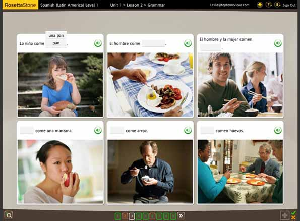 Has anyone used Rosetta Stone, Fluenz or TellMeMore? How ...