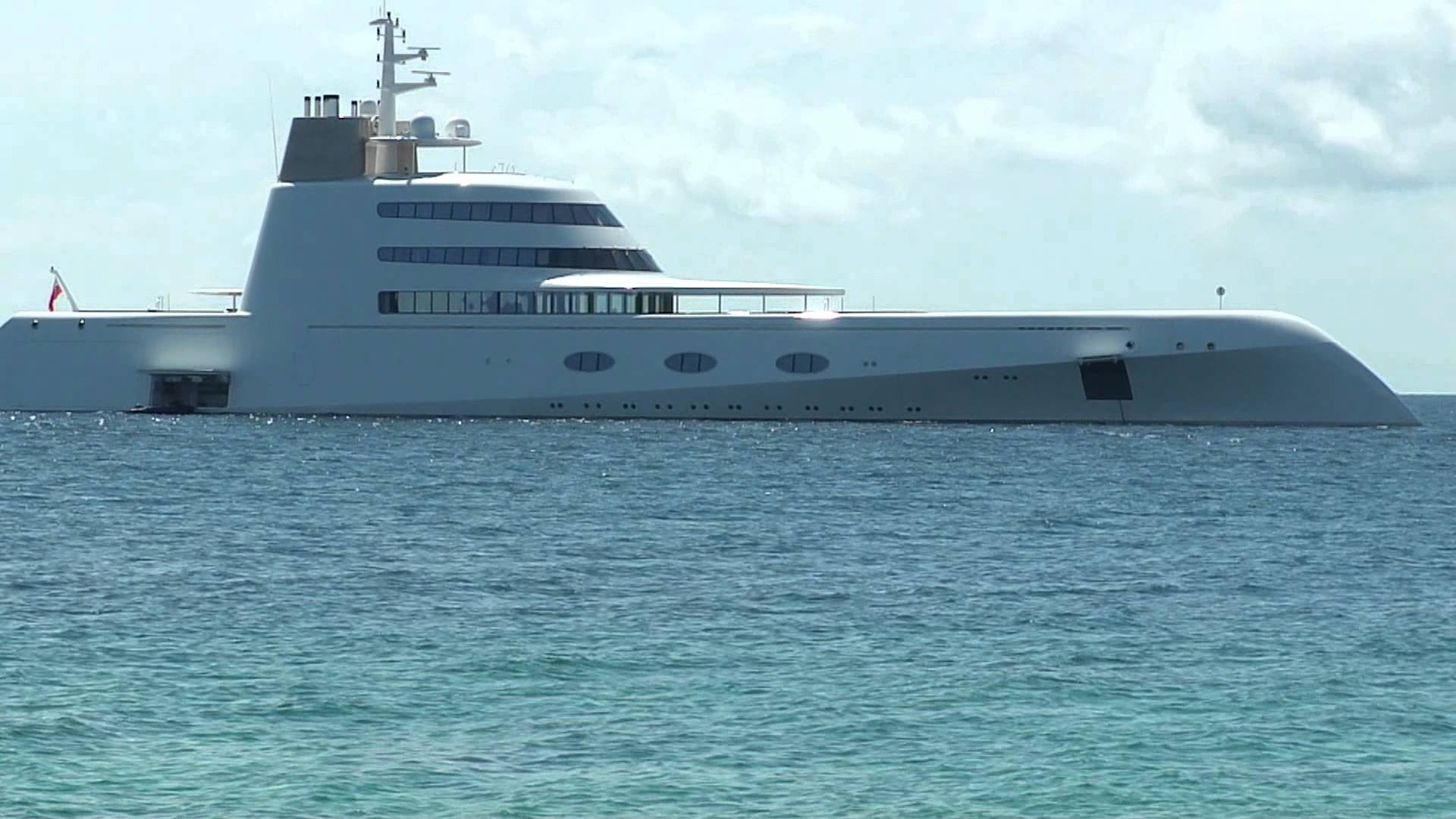 Top 10 Most Expensive Yachts in the World - The Gazette Review
