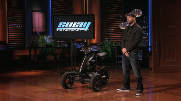 Sway motorsports update what happened after shark tank for Shark tank motorized vehicle suit update