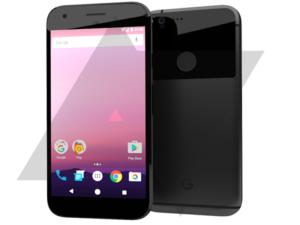 Nexus Smartphone Render
