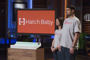 Hatch Baby shark tank