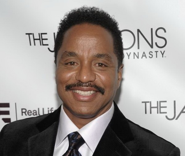 Marlon Jackson on the Red Carpet